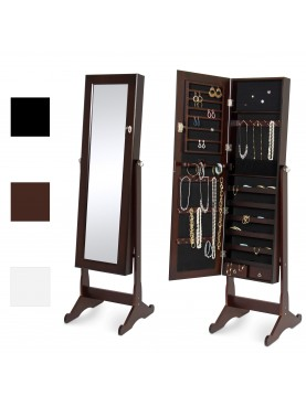 Mirror-Jewelry Cabinet LV152-S